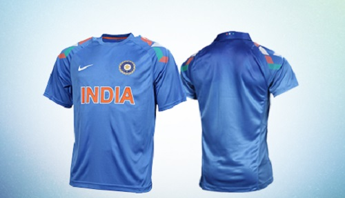 indian cricket team jersey without name